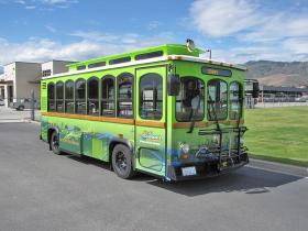 Battery electric bus