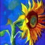 Elizabeth See Sunflower