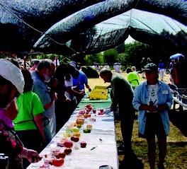 NW Organics Garlic Fest