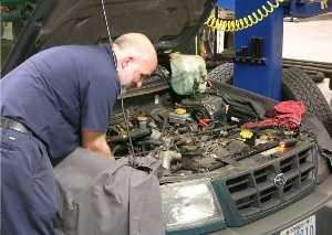regular Auto maintenance