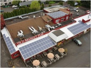 Old Market Pub Solar