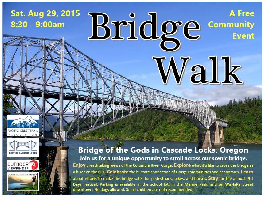 2015 Bridge Walk Event Poster Revised